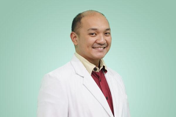 dr. R. M. Irsan, Sp.M
