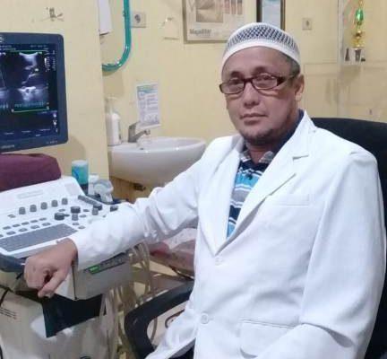 dr.Muhammad Muin, Sp.PD.KKV. FINASIM