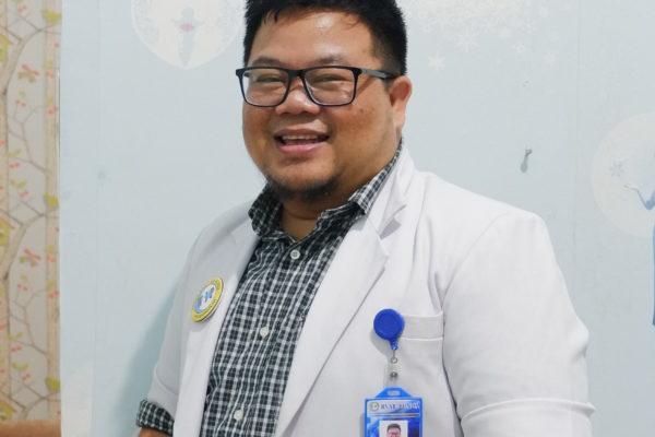 dr. Dedianto, Sp.A