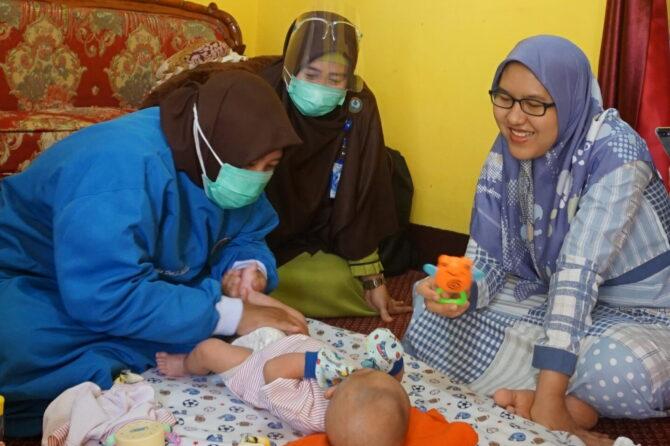 Peringati Hari Ibu, Homecare Gratis Konsultasi Ibu dan Anak