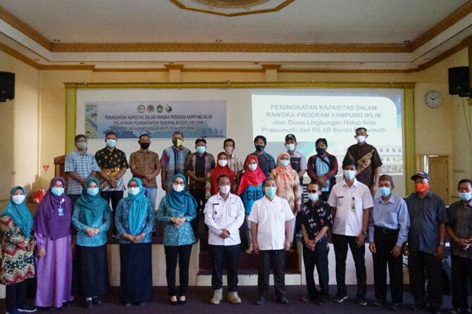 Dukungan Rumah Sakit AR Bunda Prabumulih untuk Program Kampung Iklim